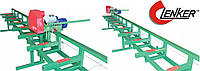 Дисковый станок по дереву  - LTM1 для двухсторонней откромовки