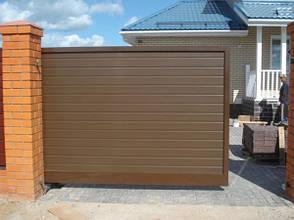 Откатные ворота серии  ADS400  2500*1950, фото 2