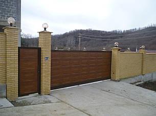 Откатные ворота серии  PRESTIGE ADS400 2500*1950, фото 2