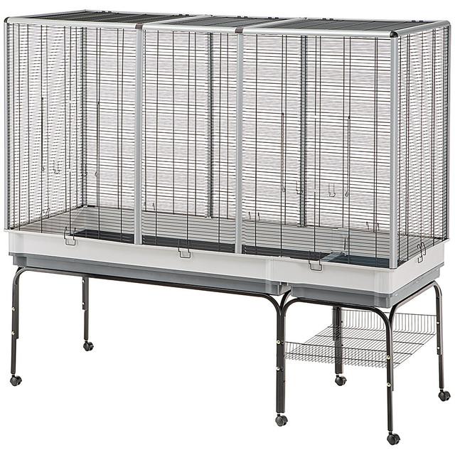 Ferplast Espace 160 Большая клетка для попугаев и мелких птиц