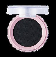 Матовые одноцветные тени 'PRETTY SMOKY BLACK 012, 3,5 г (2732042)