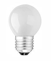 Лампа Накаливания 60вт Е27 Шар Белый Buko (10/100)