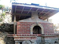 Садовая печь для пиццы