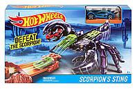 Игровой набор Hot Wheels Укус скорпиона, Хот вилс DWK97
