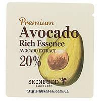 Эссенция для лица SkinFood Premium Avocado Rich Essence Sample