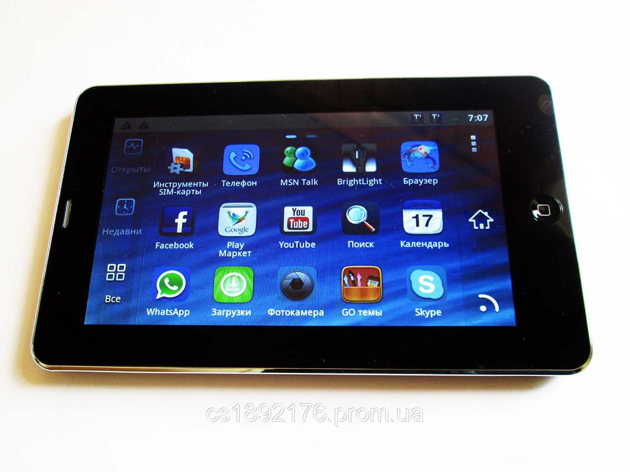 7' Планшет iPad M-Horse 2Sim + Android 4.1 + Чехол