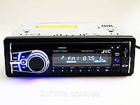 JVC KD-R416 DVD магнитола + USB+SD+AUX+FM (4x50W), фото 1