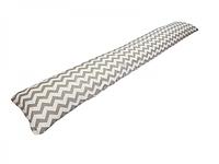 Подушка для беременных прямая - Зигзаг (с наволочкой)