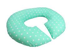 Подушка для беременных «Рогалик» с наволочкой