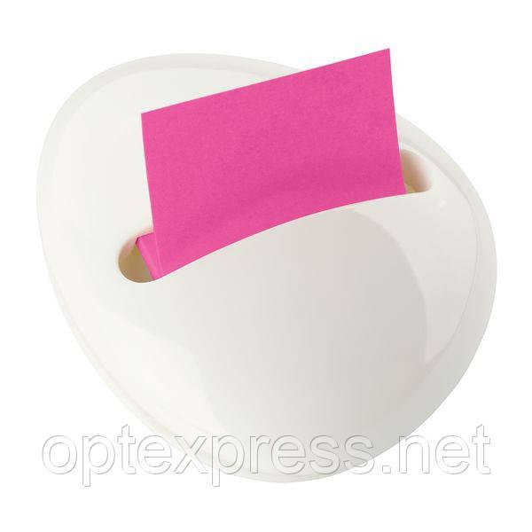 "Диспенсер ""Морской камень"" Post-it ®, белый + 12 блоков Z-стикеров Post-it ® 76х76 мм по 100 л."