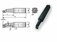 Резец расточной 16х16х170 ВК8 для сквозных отверстий 2140-0004