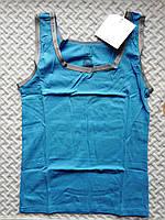 Майка для сна Calvin Klein, голубая