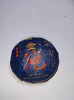 Чай Пуэр золотой, Шу, черн. 100 гр