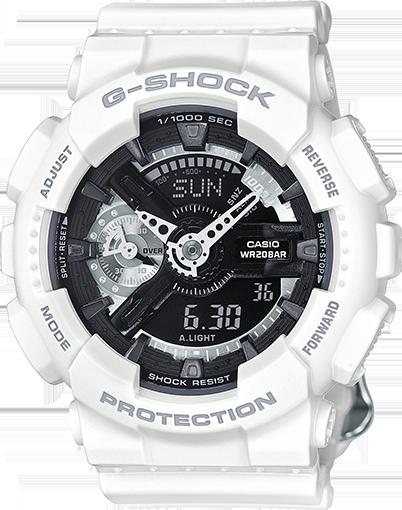 Часы мужские Casio G-Shock GMA-S110CW-7A1ER