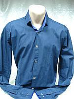Рубашка мужская ,приталенная  Antoni Rossi(батал)5XL            , фото 1