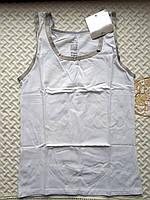 Майка для сна Calvin Klein, белая, фото 1
