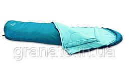 Спальный мешок- кокон, 230х80Хх60см, от 5°C до 9°C