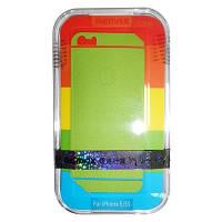 Защитная пленка Remax для Apple iPhone 5/5S/5C (front + back) Pure Sticker