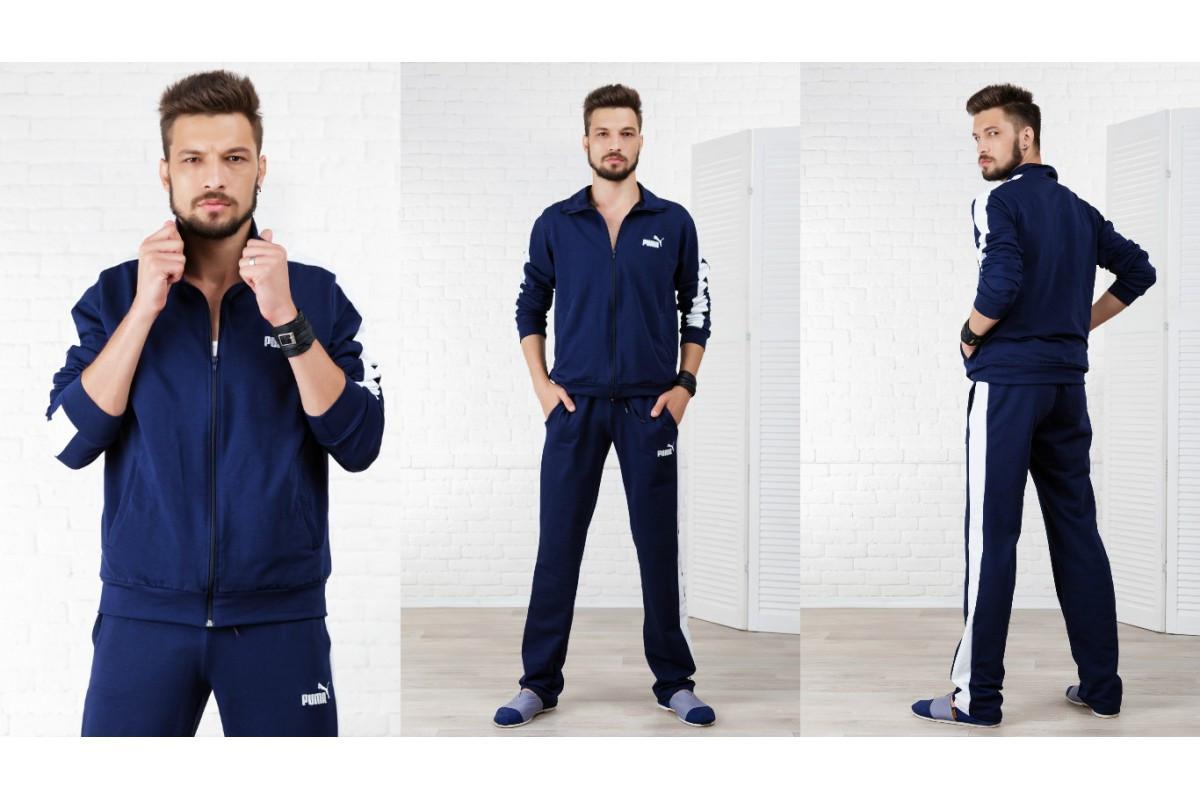 Мужской спортивный костюм пума 46-54