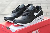 Кроссовки Nike Air Max 87 черные с белым 1844