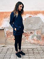 Парка\куртка Outfits - Atm Navy (женская жіноча весна осінь осень)