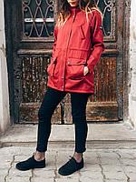 Парка\куртка Outfits - Atm Burgundy (женская жіноча весна осінь осень)