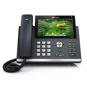 IP телефон Yealink SIP-T48G, фото 2