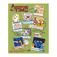 Дневник школьный Kite Adventure Time  AT17-262-2