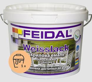 Weisslack акриловая эмаль