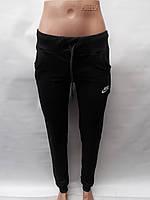 """Штаны спортивные женские Nike на широкой резинке Серии """" SPORT """" размеры 44-52"""