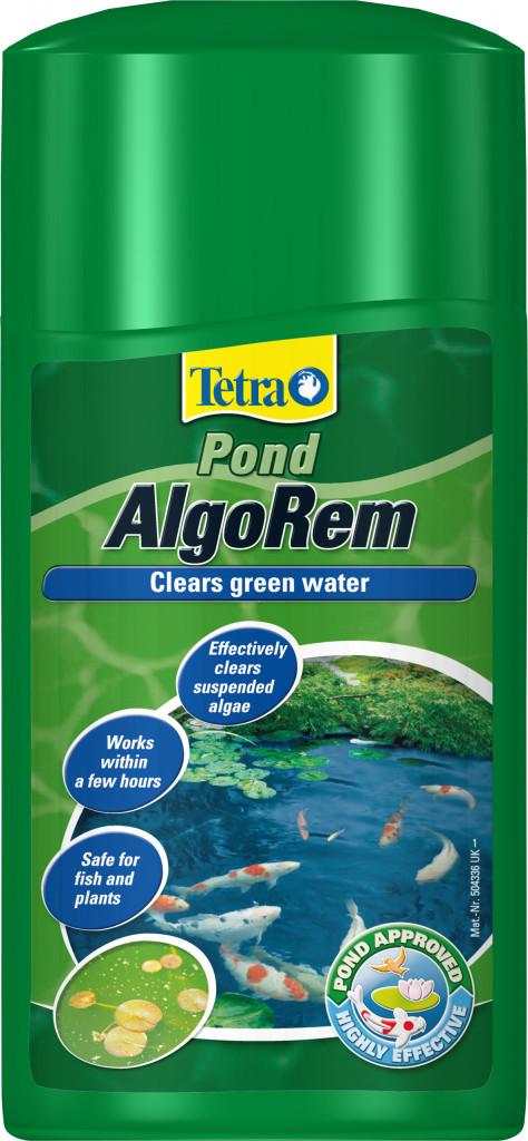Tetra Pond AlgoRem средство против мелких зеленых водорослей, 1 л - Интернет-зоомагазин Royal Zoo в Харькове