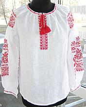 Вышиванка женская лен