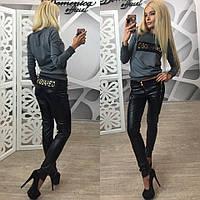 Стильные женские штаны  Dsquared  а-3112156