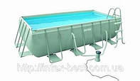 Каркасный бассейн Intex 28350 (54182) (400x200x100 см.)