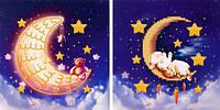 Схема для вышивания бисером Сладкий сон