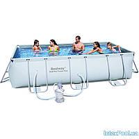Каркасный бассейн Bestway 56442 (404х201х100), фото 1