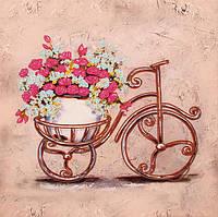 Схема для вышивания бисером Феерия цветов-4