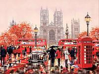 Схема для вышивания бисером Лондон 3