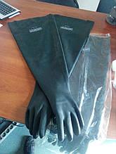 Перчатки RGS-800 для абразивоструйной кабины, пескоструйной камеры