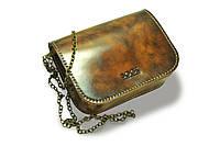 Женская кожаная сумка на цепочке «Шамира» P20M2S2