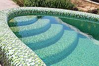 Облицовка бассейнов мозаикой