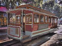 Схема для вышивания бисером Лето в Сан-Франциско