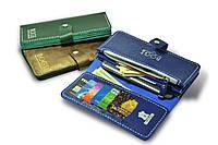 Кожаный кошелёк «Мадлен» P19M29S7