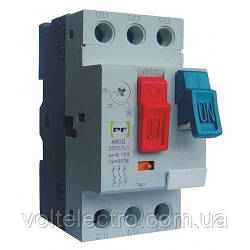 Автомат защиты двигателя АВЗД 2000/3-1 0,63-1А