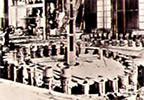 1893 - Начато производство чугунных труб для водоснабжения.