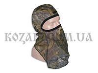 Шлем-маска из сетки, дуб
