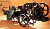 1947 Разработан культиватор и запущен в производство.