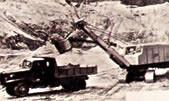 1953 Изменено фирменное наименование от KK Kubota Tekko-дзё Kubota Текко KK Established Kubota Kenki KK и вошла в строительной отрасли оборудования.  Начато производство экскаваторов и другой строительной техники, а также морских палубных механизмов.