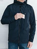 Ветровка куртка мужская весенняя Staff Biz dark blue Art. BRS0005