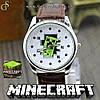 """Годинник Minecraft - """"Minecraft Creeper"""""""
